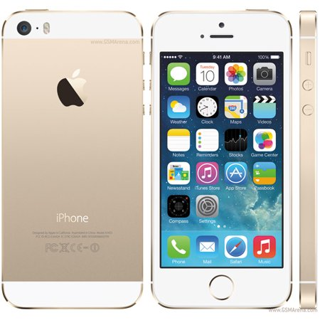 iPhone 5s 32GB Gold (Unlocked) Refurbished Grade B](iphone 5s unlocked 32gb black)