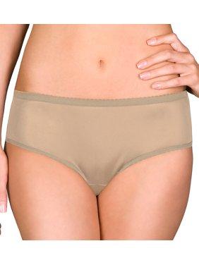 Shadowline 11042 Nylon Classics Hipster Panty