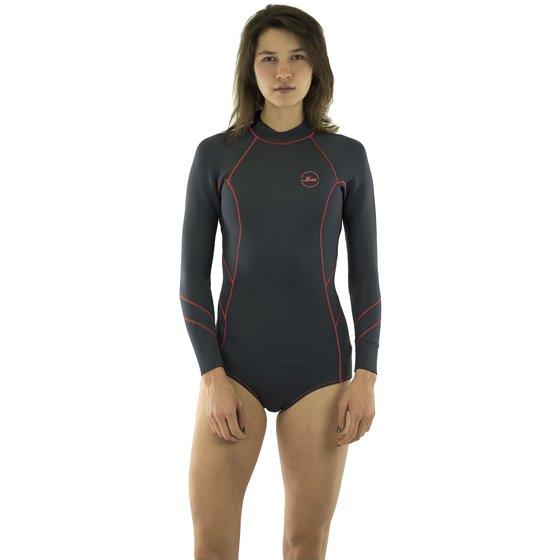 41dd4694e6 Xcel - 2mm Women s XCEL LUANA L S Springsuit - Bikini Cut - Walmart.com