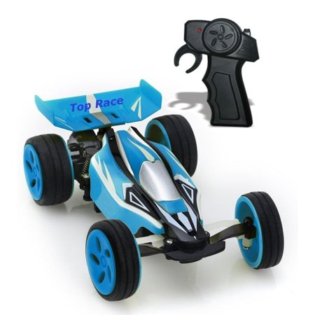 Race Car Invitations (Top Race Extreme High Speed Remote Control Car, 2.4Ghz, Latest Design, Fastest Mini RC Ever (Colors)