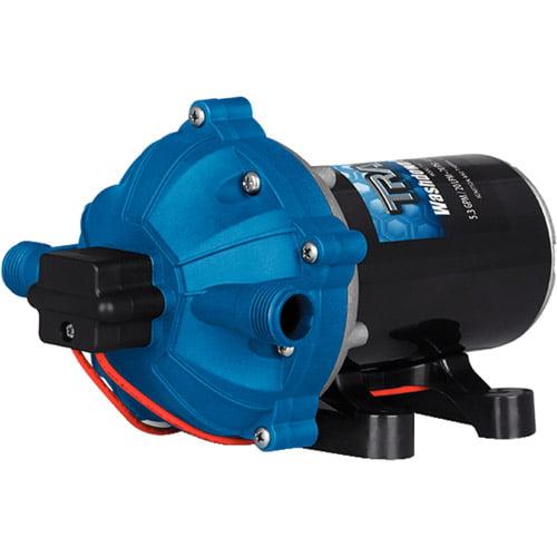 Trac Washdown Pump 12V, 5.3 GPM, 70 PSI