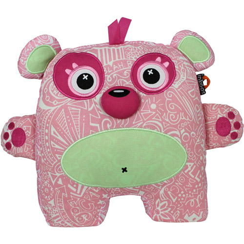 Jake And The Pirates Inkoos, Glow In The Dark, Pink Bear