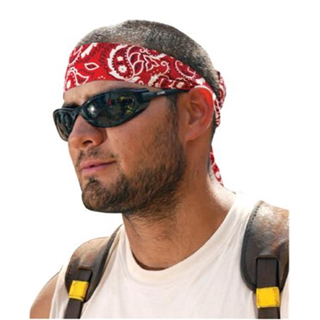 Ergodyne 150-12341 Model 6700 Flames Headband- Bandana One Size - image 1 of 1