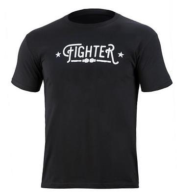 TITLE BOXING CLUB FIGHTER TEE Black L