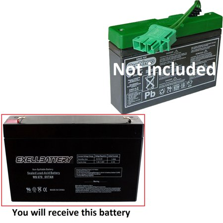 Remarkable Peg Perego 6 Volt Super Slim Battery Replacement New Iakb0508 Wiring Cloud Hisonuggs Outletorg