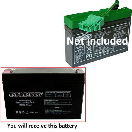 Sensational Peg Perego 6 Volt Super Slim Battery Replacement New Iakb0508 Wiring Cloud Battdienstapotheekhoekschewaardnl