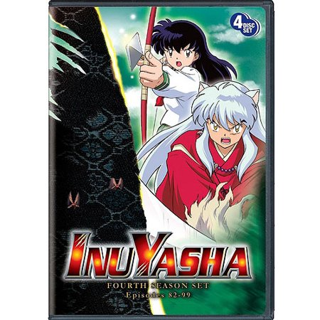 InuYasha: Fourth Season Box Set (Full Frame)