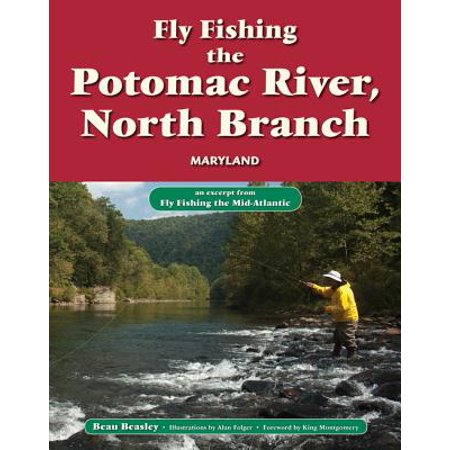 Fly Fishing the Potomac River, North Branch, Maryland -