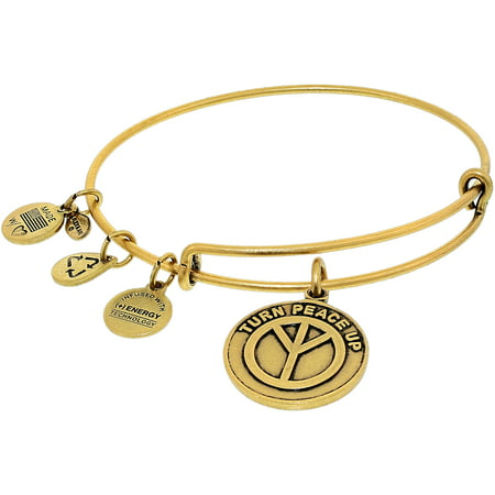 This Alex and Ani bracelet made a perfect Mother's Day gift for a first time grandmother! It looks amazing stacked with other bracelets, and the bronze color is fantastic for everyday casual wear.