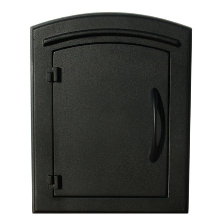 QualArc Manchester Locking Column Mounted Mailbox ()