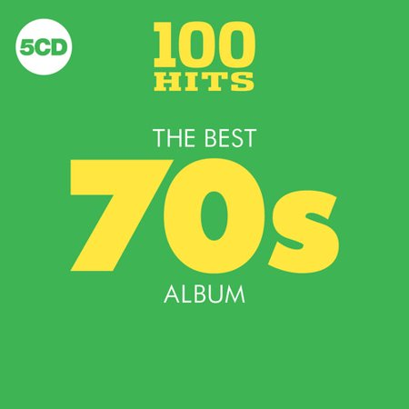 100 Hits: Best 70S Album / Various (CD)