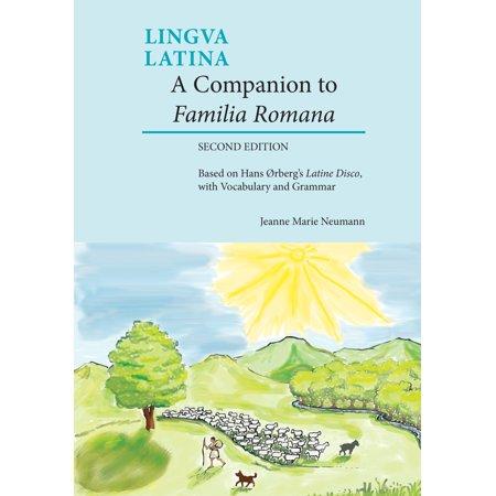 English Grammar Vocabulary (A Companion to Familia Romana : Based on Hans Ørberg's Latine Disco, with Vocabulary and Grammar )