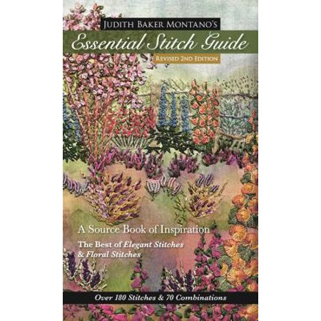 Judith Baker Montano's Essential Stitch Guide (Baker Ross Halloween Crafts)
