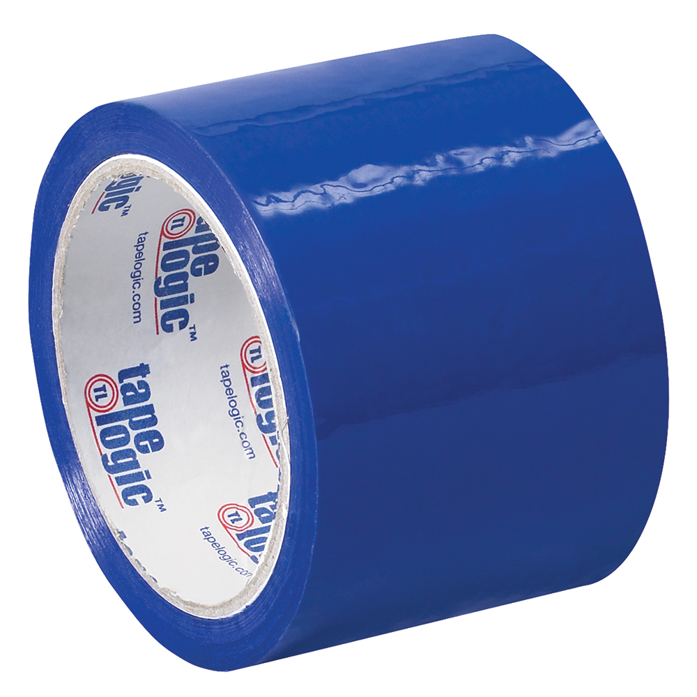 Box Partners Carton Sealing Tape ,3x55yds,BL,24/CS - BXP T90522B