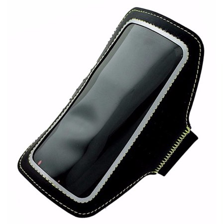 Griffin Trainer Sports Armband for iphone 5/5S/SE and iPod Touch Black (Refurbished)