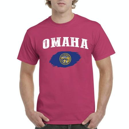 Omaha Nebraska Mens Shirts - Omaha Adult Store