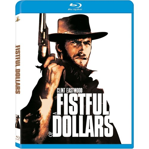 A Fistful Of Dollars (Blu-ray)