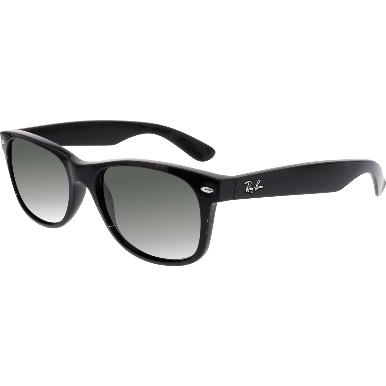 ray ban sunglasses frames walmart  ray ban new wayfarer rb2132 unisex black frame green lenssunglasses walmart