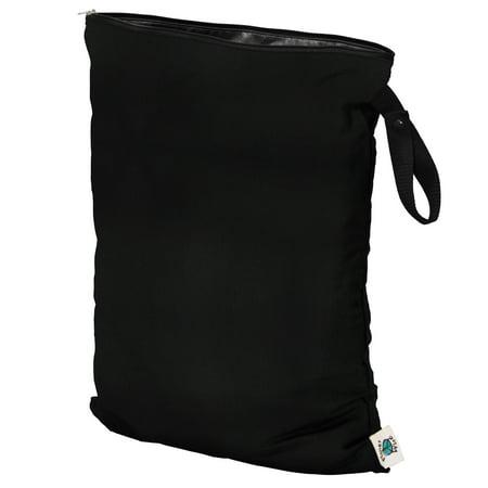 Planet Wise Large Wet Bag, Black