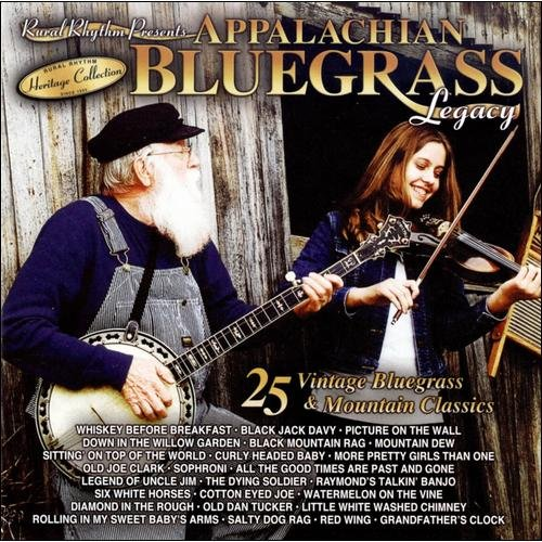 Appalacian Bluegrass (Remaster)