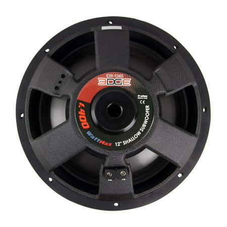 "Power Acoustik 12"" Woofer 4 Ohm 1400w Max - image 5 of 7"