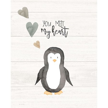 You Melt My Heart Poster Print by Jo Moulton](You Melt My Heart)