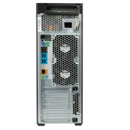 Refurbished HP Z640 PTC Creo Workstation 2x E5-2643 V3 12 Cores 3.4Ghz 32GB 500GB NVMe M5000 Win 10 - image 2 of 3