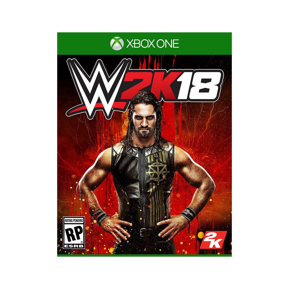 WWE 2K18 (Xbox One) (Latin)