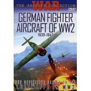 German Fighter Aircraft of WW2 1939-1942 (DVD)