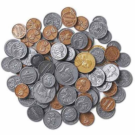 Learning Resources Treasury Coin Assortment