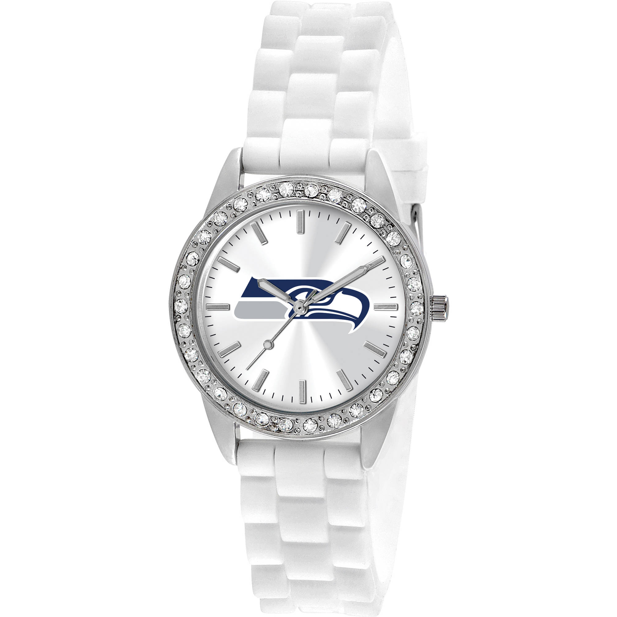 Game Time NFL Women's Seattle Seahawks Frost Series Watch