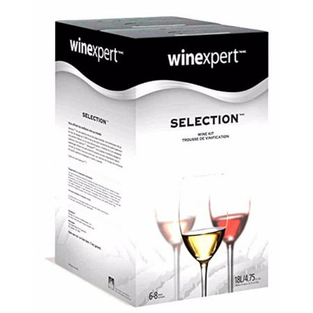 - Winexpert Selection Australian Cabernet Shiraz 16L Wine Kit