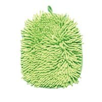 Microfiber Dust And Wash Mitt By Unger