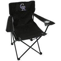 Colorado Rockies Rawlings Gameday Elite Quad Chair - No Size