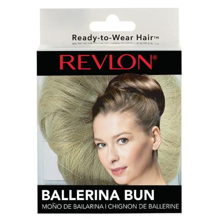 Revlon Ballerina Bun, Light Blonde
