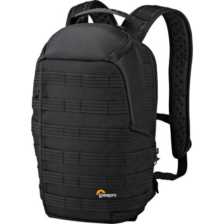 - Lowepro ProTactic BP 250 AW Mirrorless Camera and Laptop Backpack (Black)