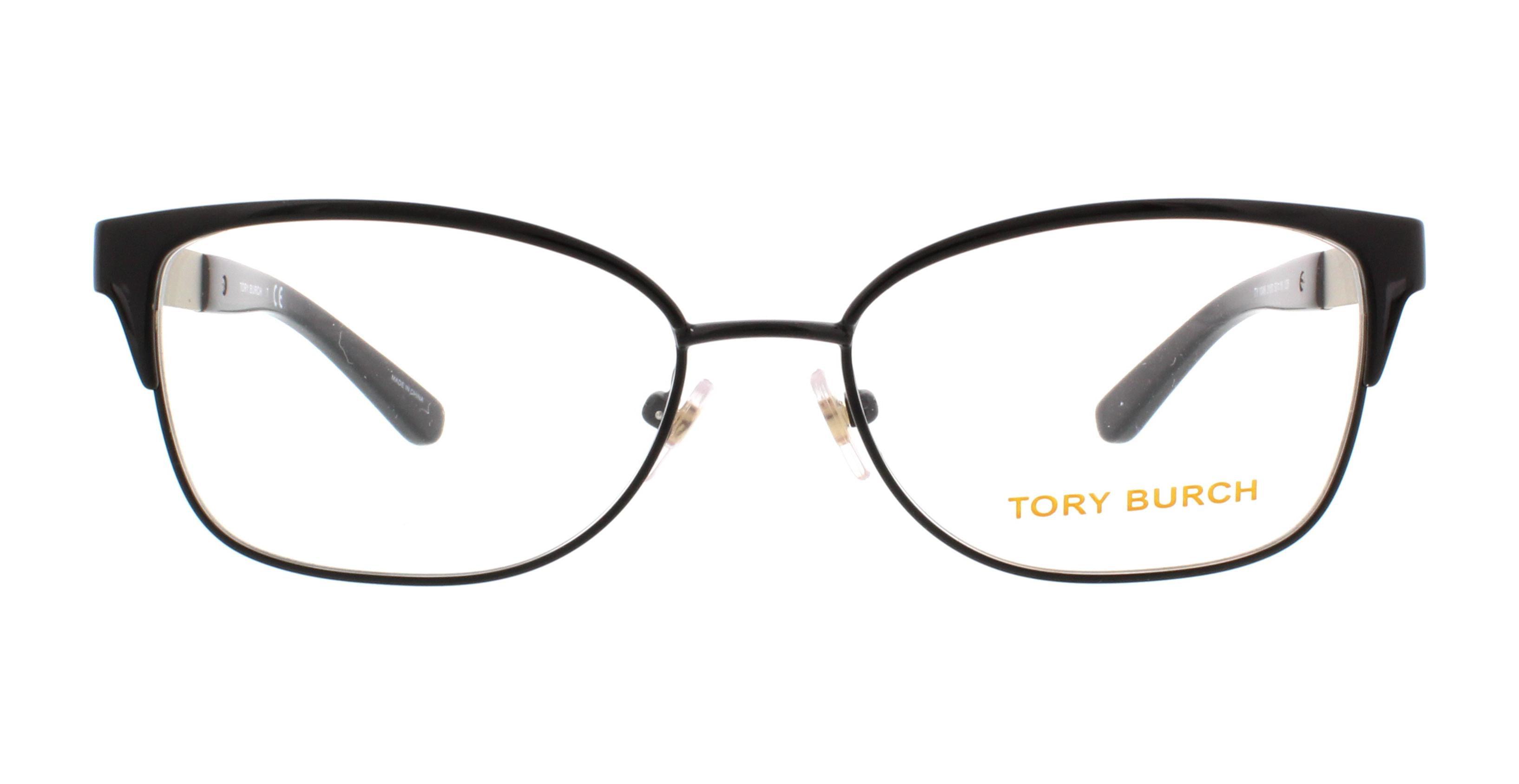 9f8e23df24c0 TORY BURCH Eyeglasses TY1046 3100 Black/Gold 52MM - Walmart.com