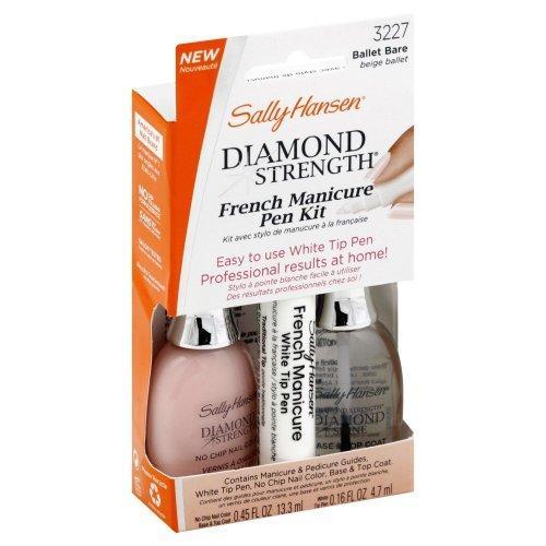 Sally Hansen Diamond Strength French Manicure Pen Kit, Ballet Bare