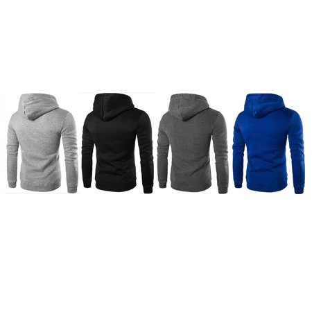 Mens Hoodie Sweat Shirt Casual Jacket Coat Top M L Xl Xxl Sport Hoody