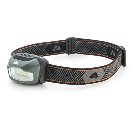 Ozark Trail 100 Lumen LED Headlamp with Batteries