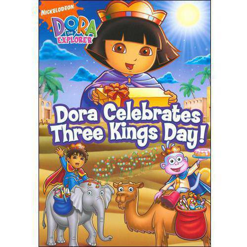 Dora The Explorer: Dora Celebrates Three Kings Day! (Full Frame)
