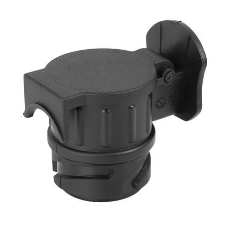 DC 12V 13 Pin to 7 Pin Automotive Car Trailer Caravan Plug Socket Adapter Converter