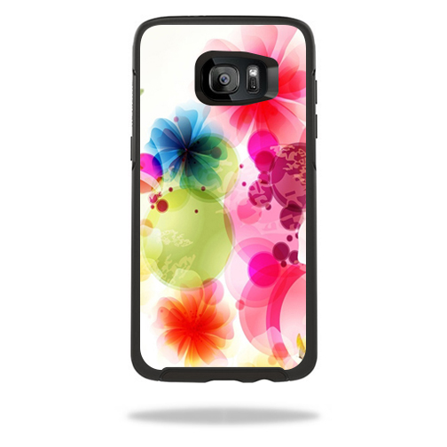 MightySkins Protective Vinyl Skin Decal for OtterBox Symmetry Samsung Galaxy S7 Edge Case wrap cover sticker skins Pollinate