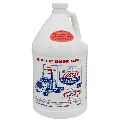 Lucas Oil Heavy Duty Oil Stabilizer, 1 gal.