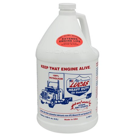 Lucas Oil Heavy Duty Oil Stabilizer  1 Gal