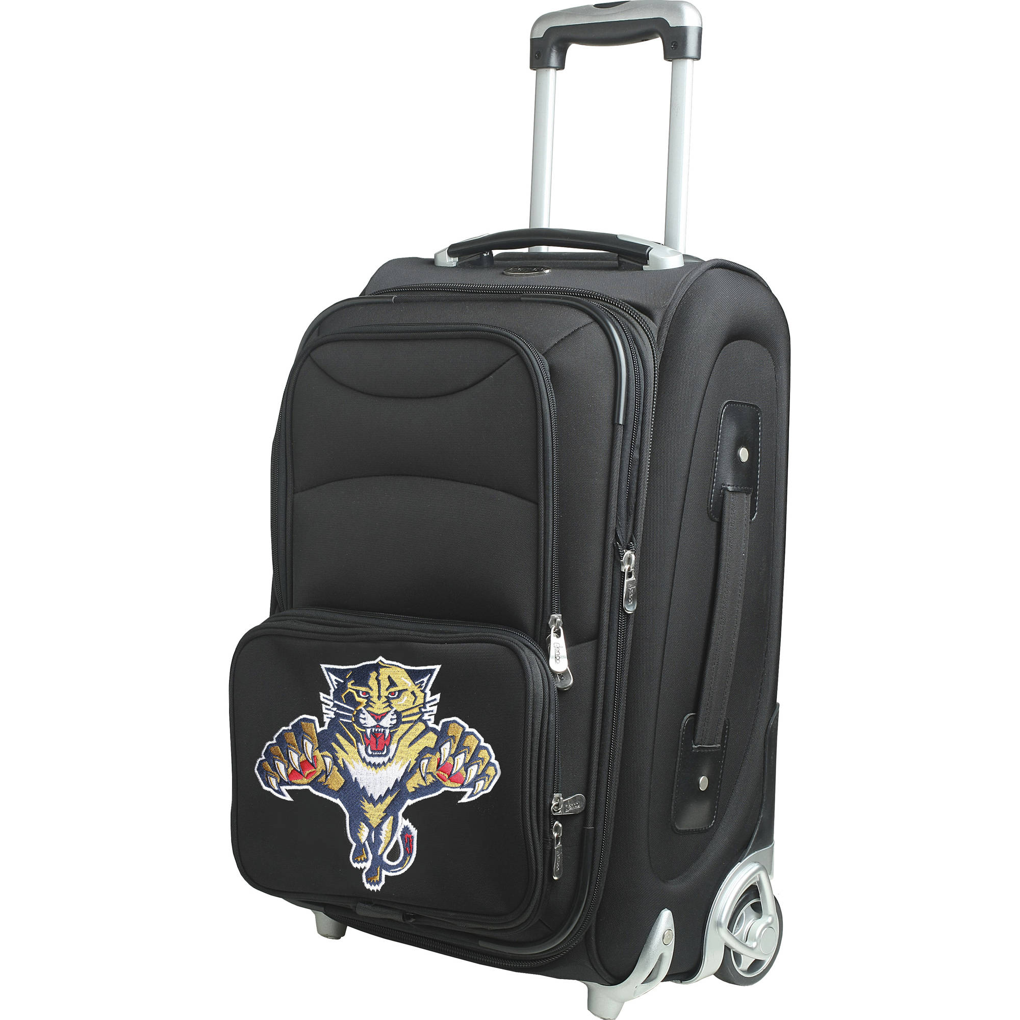 """Denco NHL 21"""" Carry-On, Florida Panthers by Mojo Licensing"""