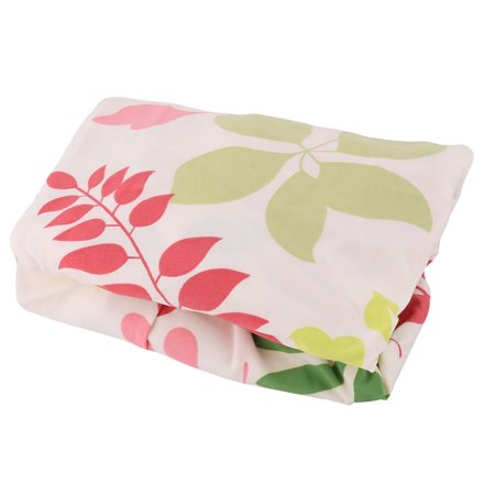 Unique Bargains Home Polyester Flower Pattern Stretchy Anti Dust Sofa Protector Decor Cover Case ()