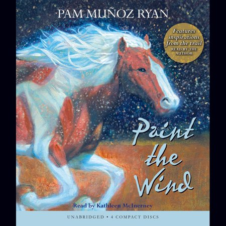 Paint the Wind - Audiobook (Paint With The Colors Of The Wind)