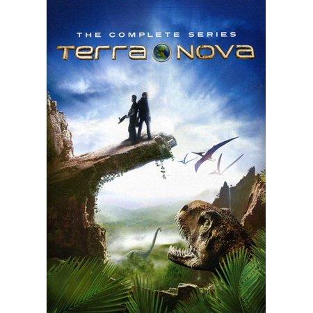 Terra Nova Art TV Series iphone case