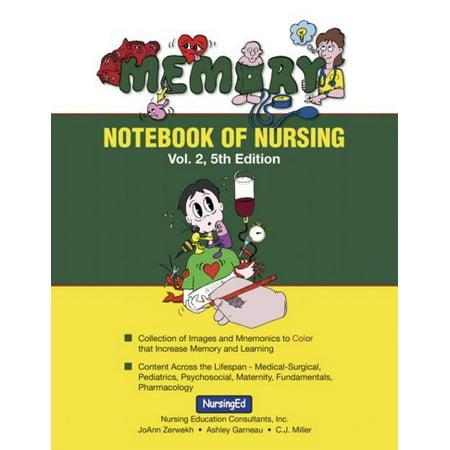 Upgrade Notebook (Memory Notebook of Nursing )